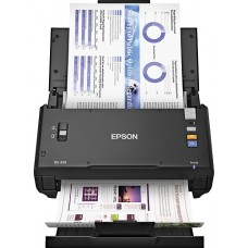 Epson - WorkForce DS-510 Color Document Scanner - Black
