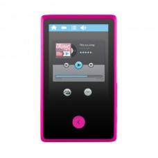 Ematic EM318VID 8 GB Pink Flash Portable Media Player
