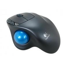 Logitech  Black 1 x Wheel USB RF Wireless Laser Trackball