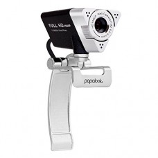 Papalook HD 1080P Webcam
