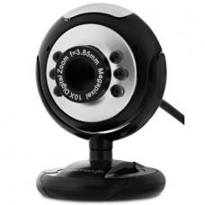Fosmon HD 12.0 MP 6 LED USB Webcam Camera