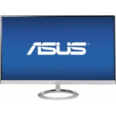 "Asus - 27"" IPS LED HD Monitor - Silver"
