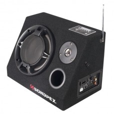 Bluetooth Active Speaker System, FM Radio, and Digital Player